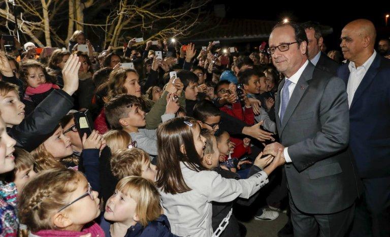 Mais si, François Hollande a inversé une courbe: celle de la natalité
