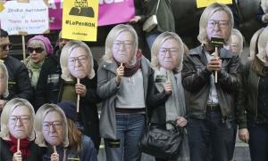 Manifestation contre le Front national à Paris, mai 2017. SIPA. AP22046902_000045