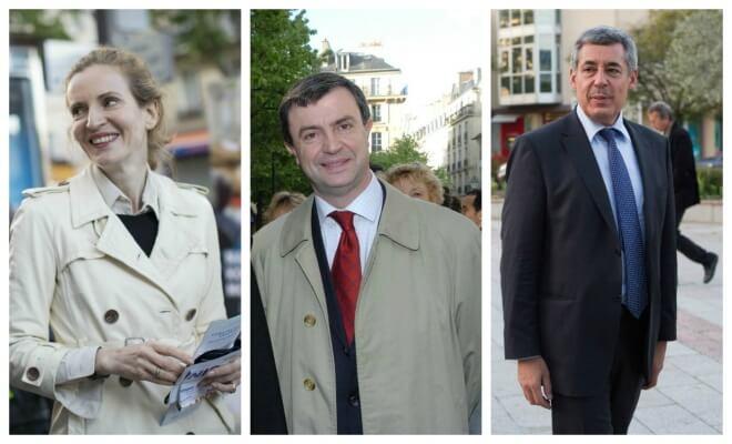 Guaino affrontera Kosciusko-Morizet à Paris — Législatives