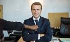 Emmanuel Macron à Bercy, septembre 2014. Crédit photo : FRED DUFOUR.