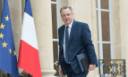 Richard Ferrand à l'Elysée, mai 2017. SIPA. 00808190_000021