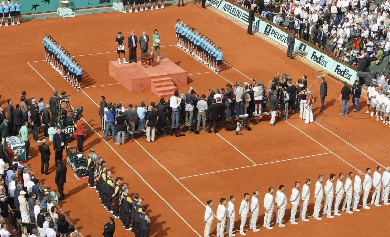 Tennis: sauvons Roland-Garros!