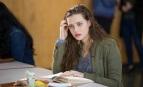 """L'actrice Katherine Langford dans la série """"13 reasons why"""", 2017."""
