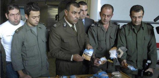 alissa nasri drogue syrie liban