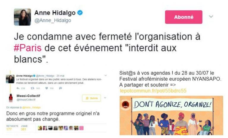 """""""Festival afroféministe"""": Apartheid pour tout-e-s et tous?"""