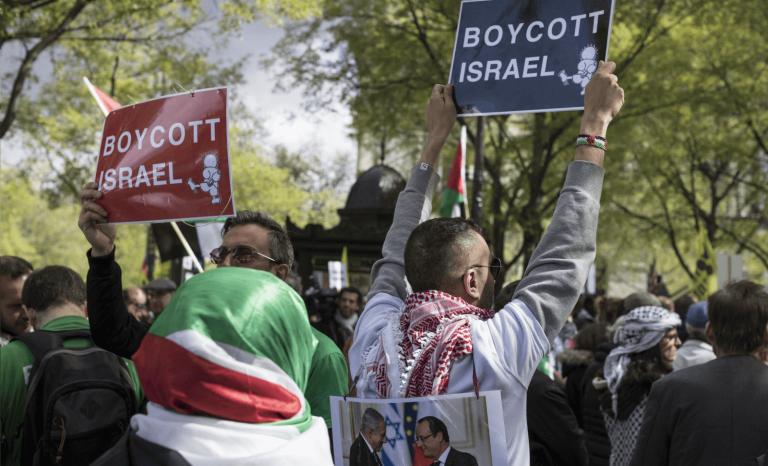Antisémitisme: le documentaire censuré par Arte a été publié