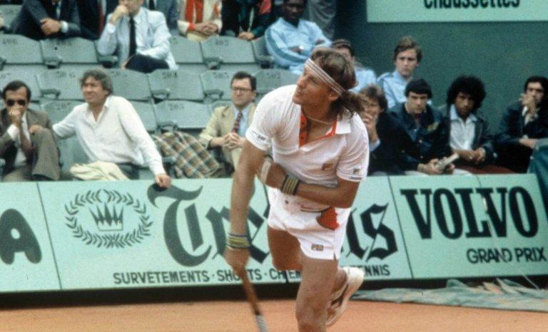 """""""The French"""", nostalgie du tennis d'un autre siècle"""
