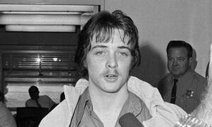 Bobby Beausoleil à Los Angeles en 1970. ©SIPA_ap21963091_000001