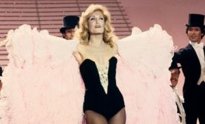 Dalida lors d'une émission sur TF1, 1980. Photo: Keystone-France