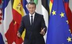 Emmanuel Macron au sommet de l'Union européenne à Bruxelles, 22 juin 2017. SIPA. AP22068897_000034