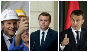 Emmanuel Macron. Photos: SIPA AP22060050_000004/ 00810727_000036 / AP22065770_000032