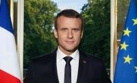 Photo officielle: Macron ne s'est pas fait chef, il s'est fait beau