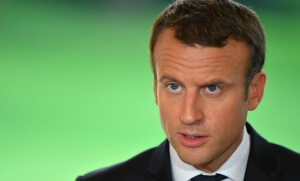 Emmanuel Macron à Paris, juin 2017. SIPA. 00812108_000015