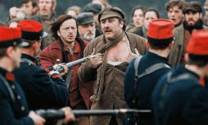 Le film Germinal de Claude Berri (1993), adaptation du roman d'Emile Zola
