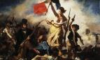 Liberté guidant le peuple de Delacroix ©SIPA_00322797_000002