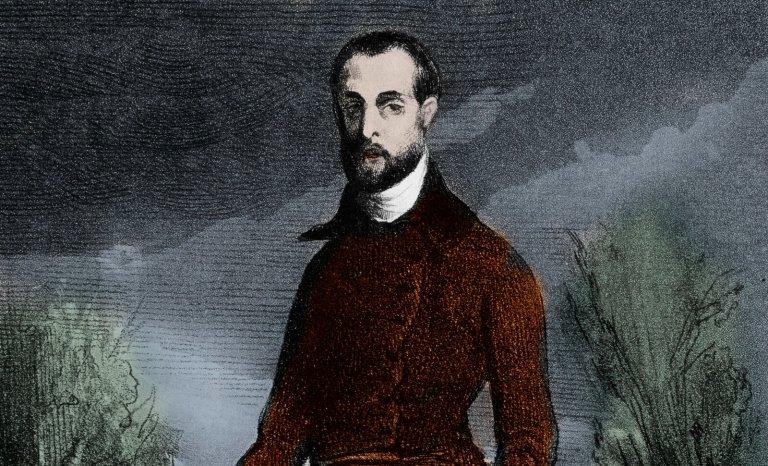 Pétrus Borel, soldat inconnu du romantisme