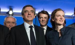 Conférence de presse des Républicains à Paris, mars 2017. SIPA. 00800414_000035