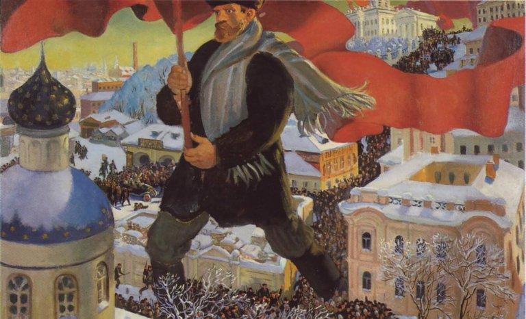 Une «folle traversée de la Russie révolutionnaire»