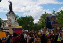 venezuela republique maduro melenchon