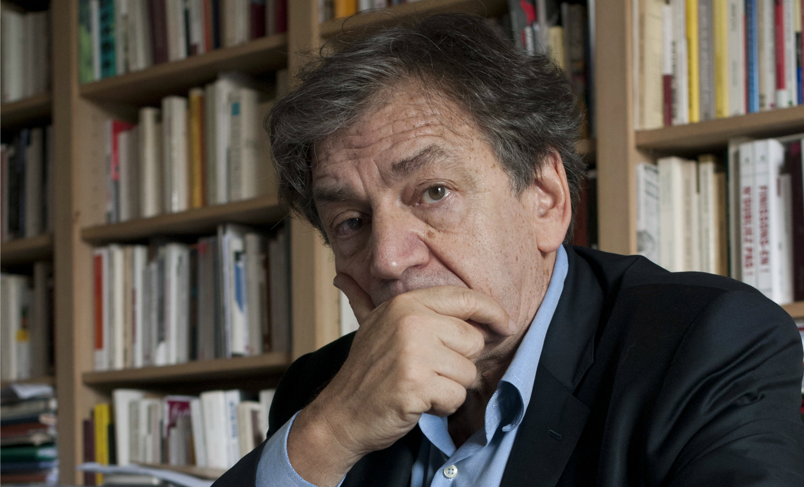 """Alain Finkielkraut: """"L'école doit rétablir le concept de ..."""