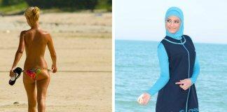burkini bikini islam