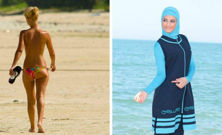 Face au burkini, le bikini a perdu la bataille