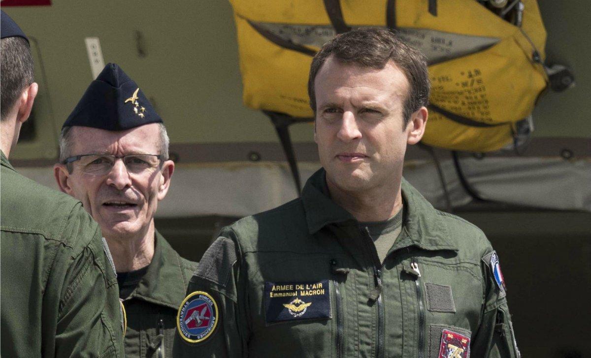 Un chef des armées doit avoir une stratégie et celle de Macron n'est pas claire