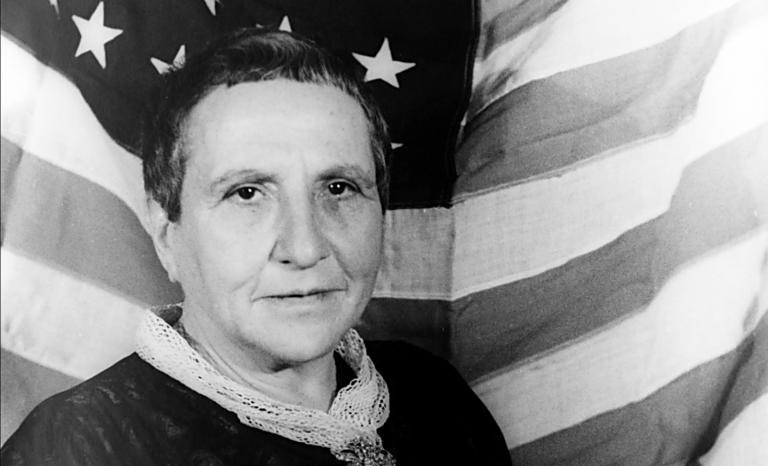 La France et les Français en 10 remarques de Gertrude Stein
