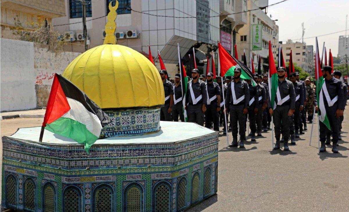 israel hamas jordanie jerusalem