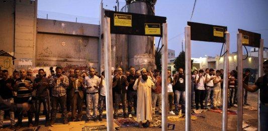 jerusalem israel portiques securite