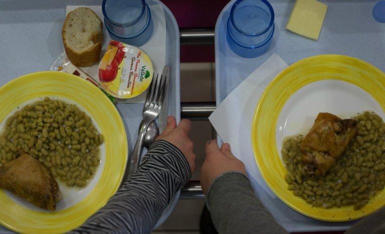 Menus sans porc: la cour de Dijon n'a pas dénoncé de discrimination