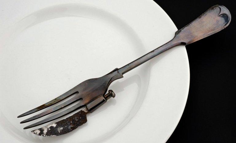 """""""Fourchette dans l'anus"""": dégât colorectal dans la PQR"""