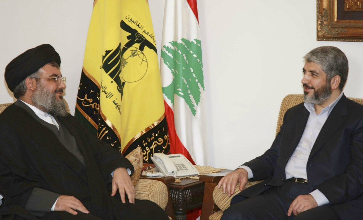 iran arabie saoudite hezbollah syrie