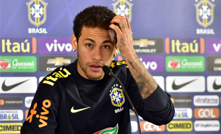 Neymar, Paris 2024 : les drôles de priorités d'homo festivus