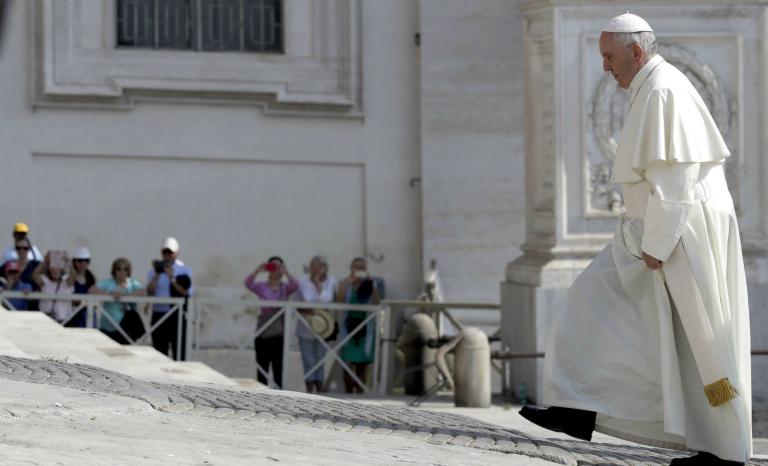 François, le pape qui ne savait plus être pape