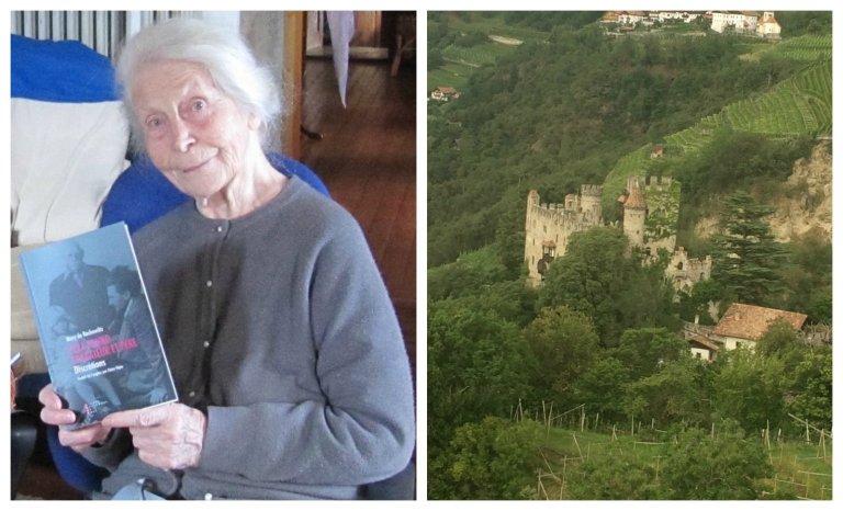 Mary de Rachewiltz, la maîtresse du haut-château