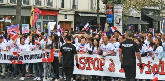 aubervilliers chinois racisme securite