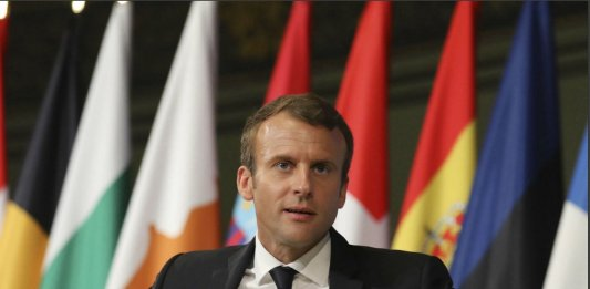 macron europe pologne allemagne