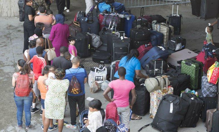 Au Québec, on accueille les migrants… parce qu'on le leur doit bien