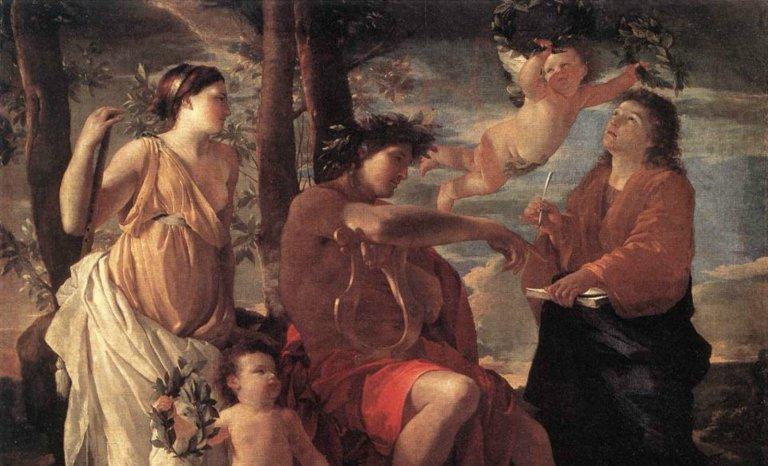 Walter Otto, les dieux et l'art