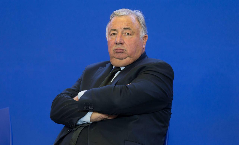 Gérard Larcher (LR), président du Sénat. SIPA. 00785150_000017