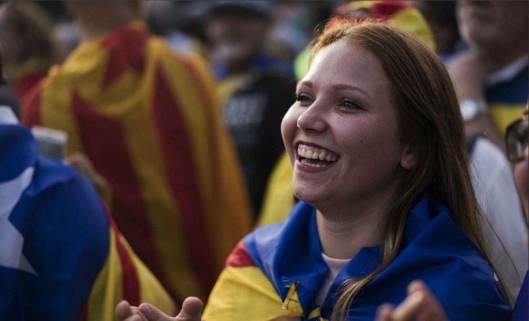 """Catalogne: comment les médias ont pris parti pour les gentils """"indépendantistes"""""""