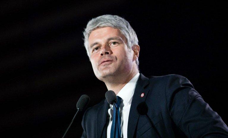 Présidence LR: Laurent Wauquiez, le candidat élu
