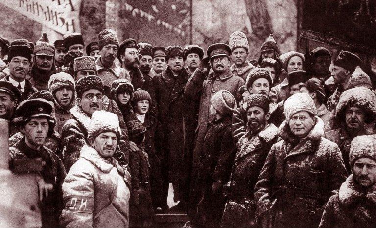 """100 ans d'Octobre 1917: """"les bolcheviks ont réalisé un coup d'Etat magistral"""""""