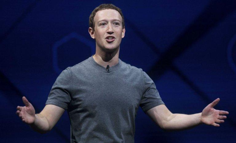 Mark Zuckerberg aime la Maison Blanche