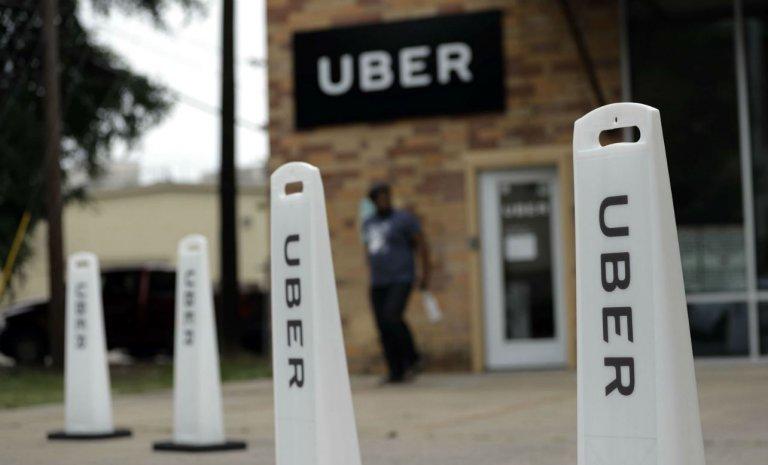 Uber en marche arrière