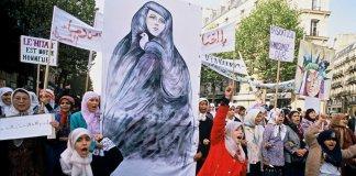 voile islam laicite droit