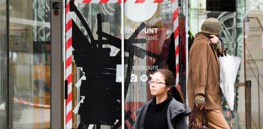 bruxelles place monnaie emeutes immigration
