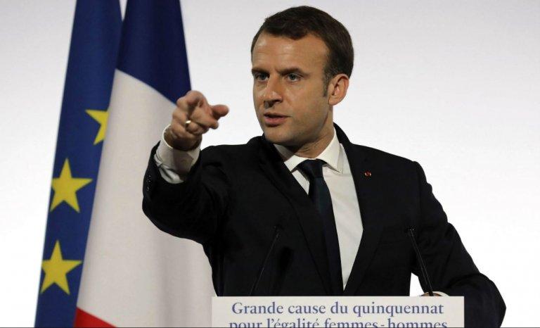 """""""Délit d'outrage sexiste"""": pourquoi Macron raconte n'importe quoi"""