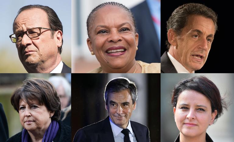 """Fillon, Hollande, Taubira… : """"morts-vivants"""", jusqu'à quand ?"""